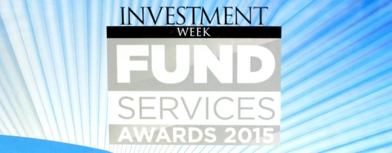 Fund Services Awards 2015