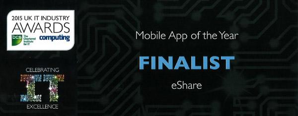 UK IT Industry Awards 2015