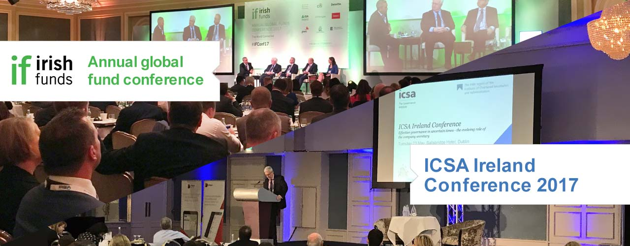 The ICSA and Annual Global Funds conferences