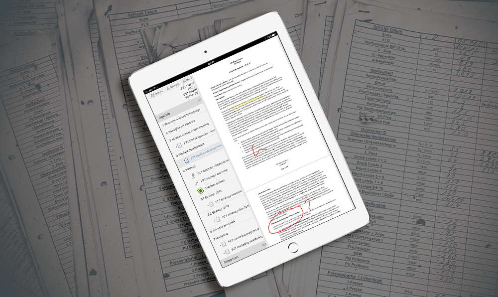 Reaping the rewards of being committed to paperless technology
