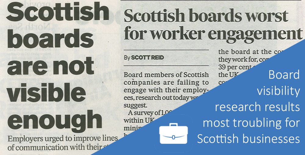 Scottish boards amongst worse in the UK for transparency