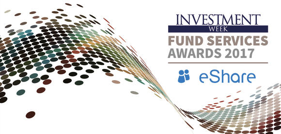 eShare nominated for Investment Week's Funds Services Awards 2017