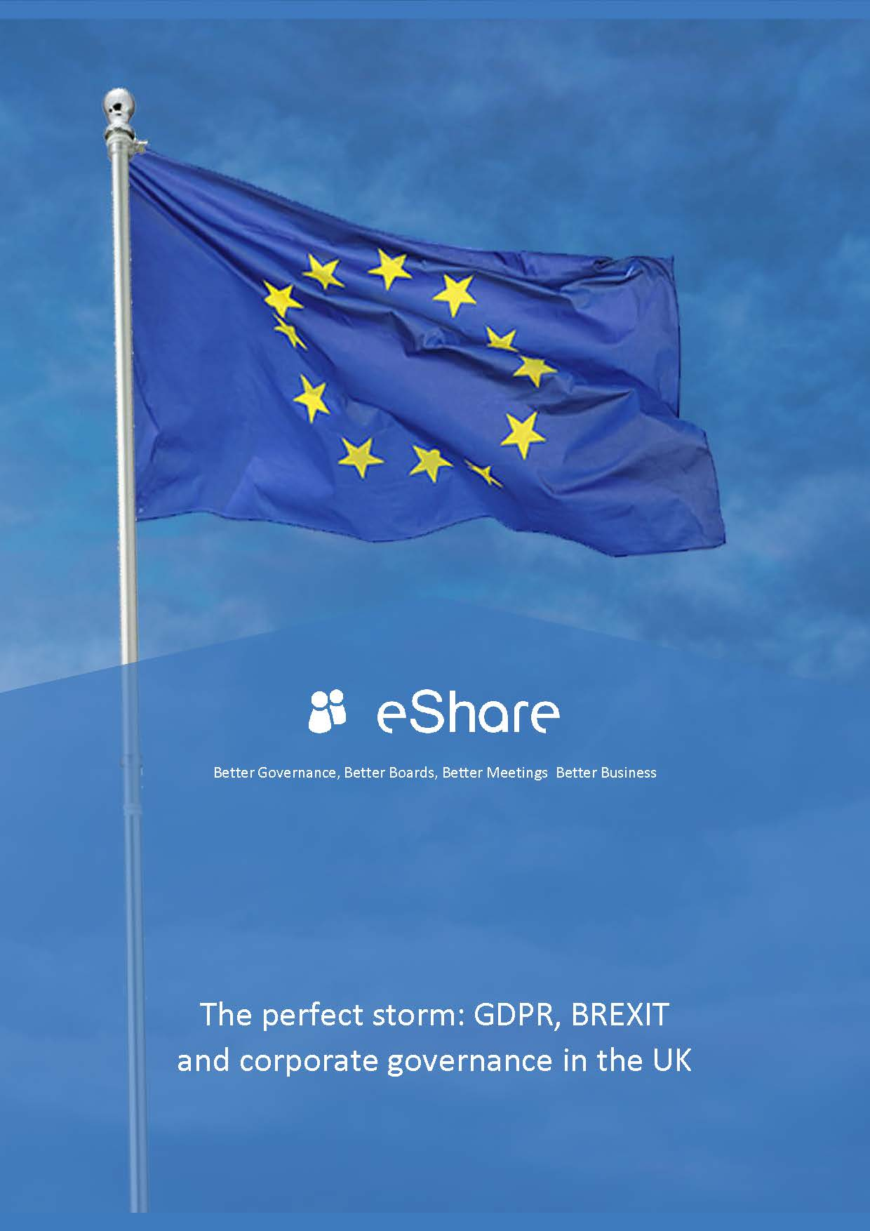 The perfect storm: GDPR, BREXIT and corporate governance in the UK