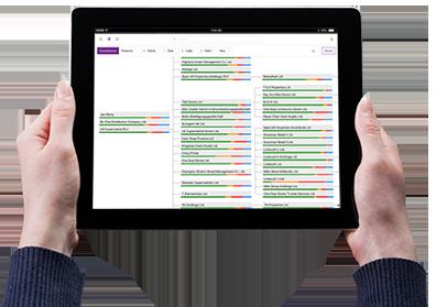 EntitySquared - entity management app