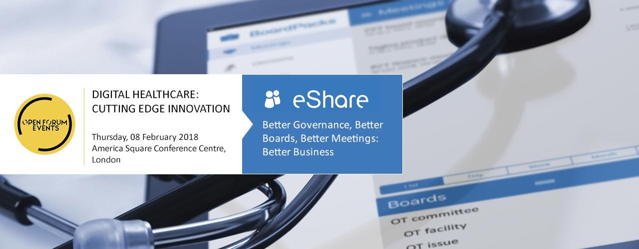 eShare at DigiHealth 2018