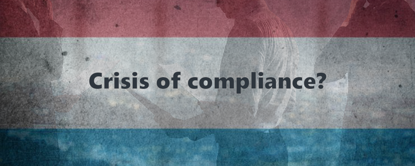 Crisis of Compliance