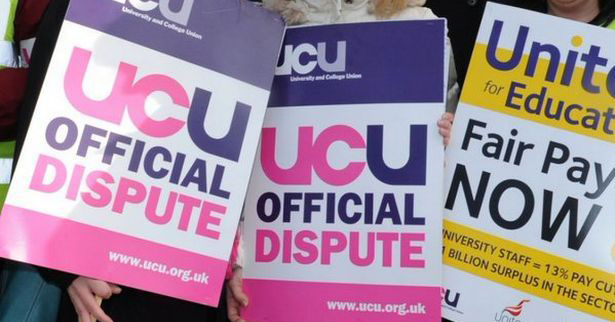 Pension deficit for UK university staff