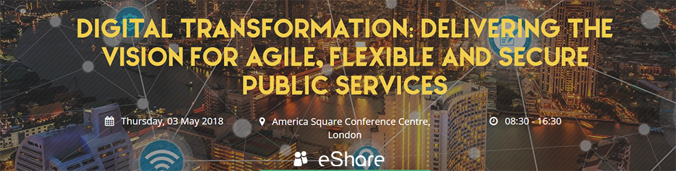 Digital Transformation in the Public Sector Conference 2018